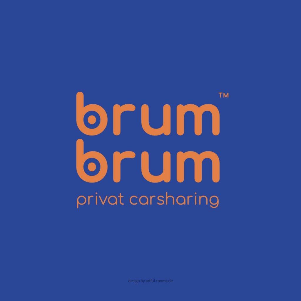 Logodesign Corporate Identity Augsburg BRUMBRUM Logoo